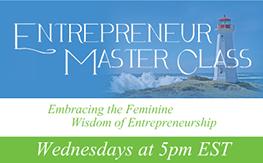 Entrepreneur Master Class