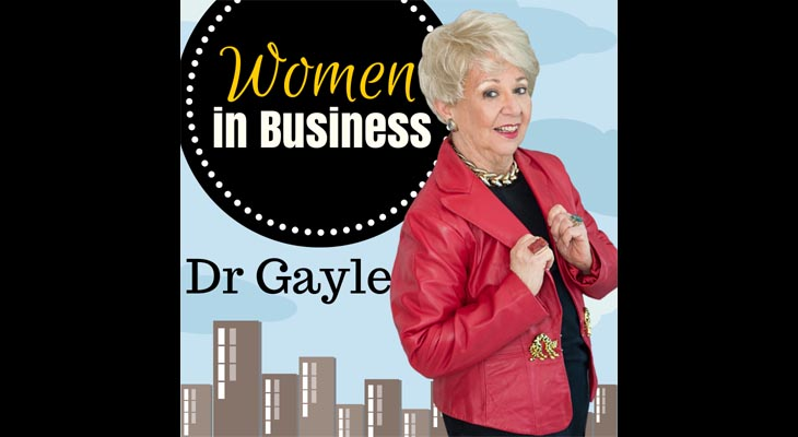 Dr Gayle Women in Business
